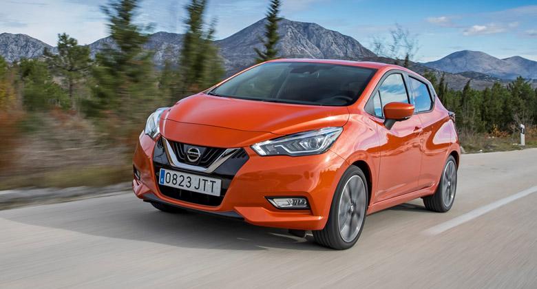 Projeli jsme revoluční Nissan Micra. Jak jezdí nová generace a proč má reproduktor v sedačce?