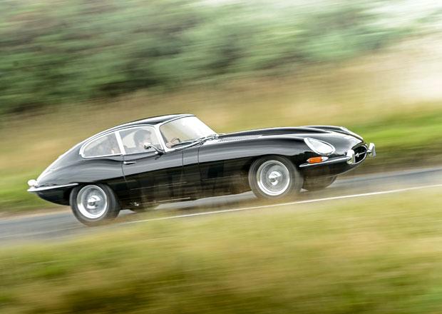 Eagle Spyder GT je nádherný Jaguar E-Type za více než 22 milionů Kč