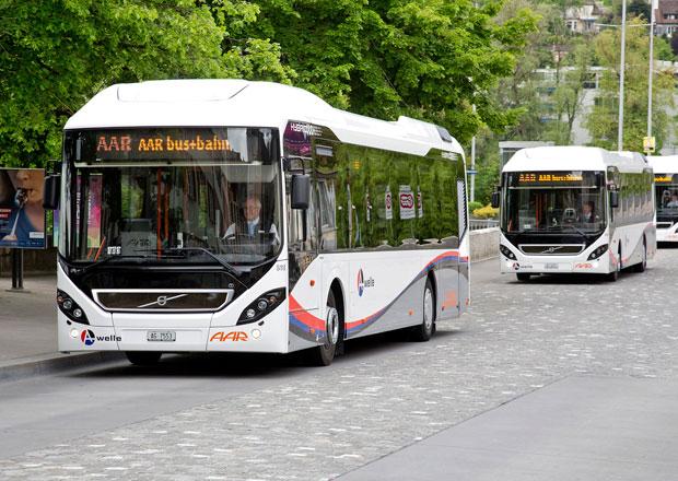 Volvo Buses prodalo již 3000 hybridních a elektrických autobusů