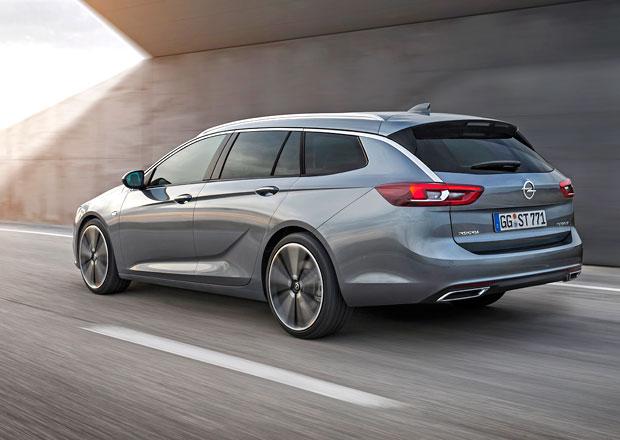 Opel Insignia Sports Tourer oficiálně: Je to nejkrásnější kombi své třídy!