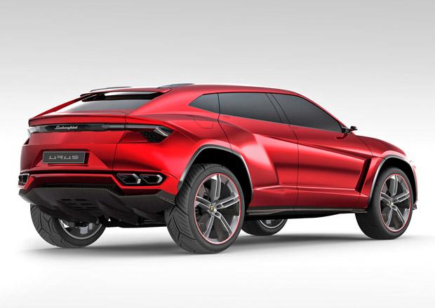 Lamborghini Urus: Výroba se rozjede v dubnu