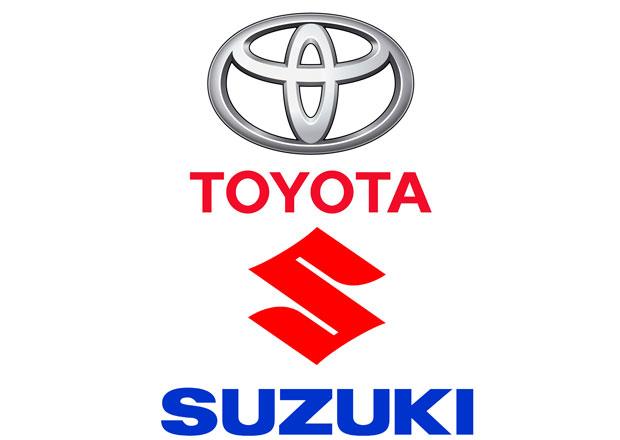Suzuki prohlubuje spolupráci s Toyotou, když mu to s VW nevyšlo