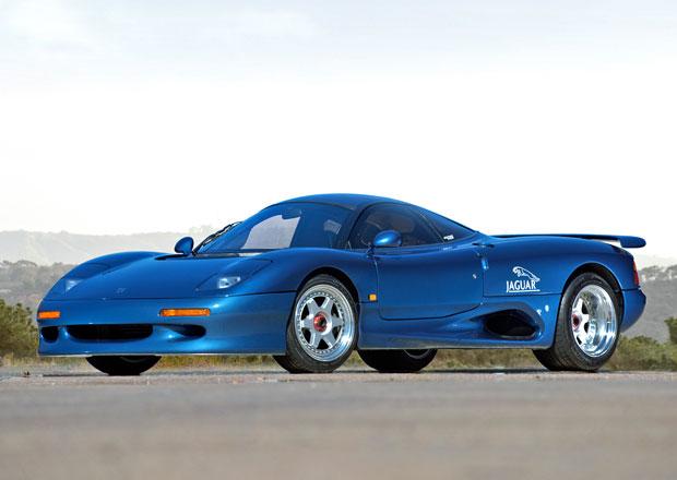Zapomenuté supersporty: Jaguar XJR-15 - První homologované karbonové auto v dějinách