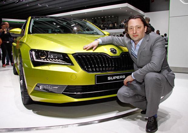 Jozef Kabaň končí jako šéfdesignér Škody Auto! Míří k BMW