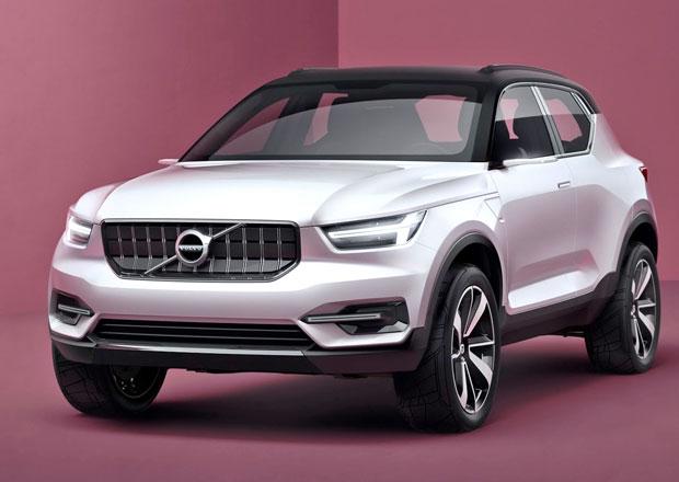 Volvo XC40 dorazí ještě letos. Nové SUV dostane platformu vyvíjenou s Číňany