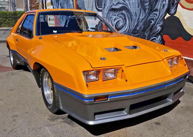 Extrémně vzácný Ford McLaren Mustang M-81 je na prodej. Vzniklo jenom 10 kousků!