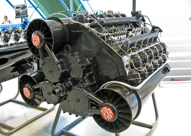 Tatra a její osmnáctiválec o objemu 22 litrů! Co měl pohánět? A proč nakonec vzniklo jen pár kusů?
