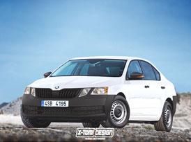 Škoda Octavia Junior: Čtyřokému plasťákovi to opravdu nesluší