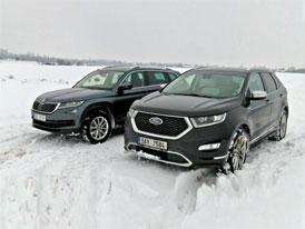 Akcelerace na sněhu: O kolik se prodlouží čas oproti zrychlení na asfaltu?