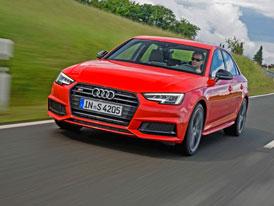 Audi S4 a S4 Avant mají české ceny. Kolik dáte za 260 kW?