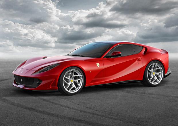 Ferrari 812 Superfast: Nový dvanáctiválec oficiálně! Je tohle poslední nehybrid z Maranella?