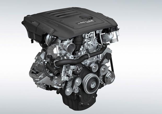 Moderní technika z Británie. Nové motory představují Aston Martin, Jaguar i McLaren