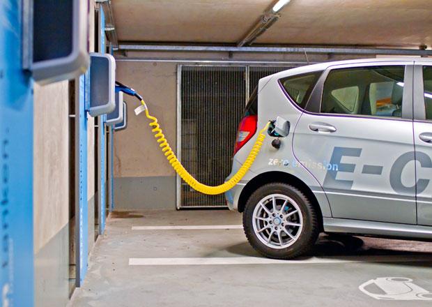 Do roku 2020 vznikne v ČR 1200 stanic pro elektromobily