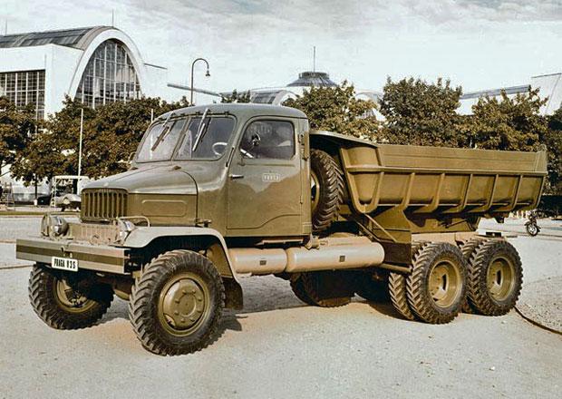 Přesně před 65 lety byl vyroben první prototyp legendární Pragy V3S