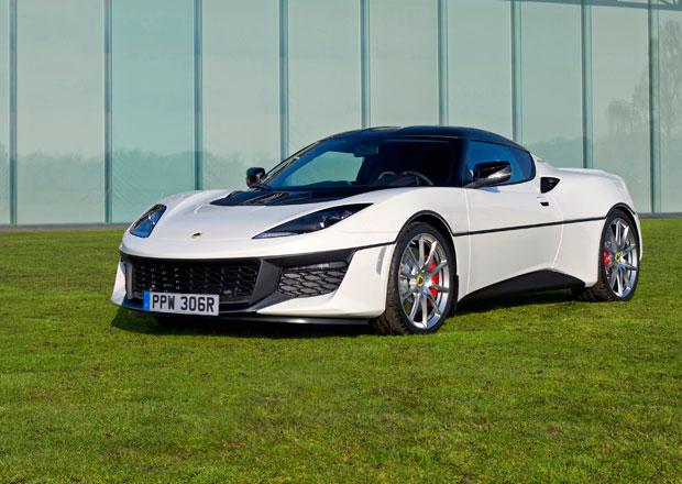 Lotus Evora Sport 410 je poctou Bondovu Espritu S1. Vznikl pouze jediný kousek