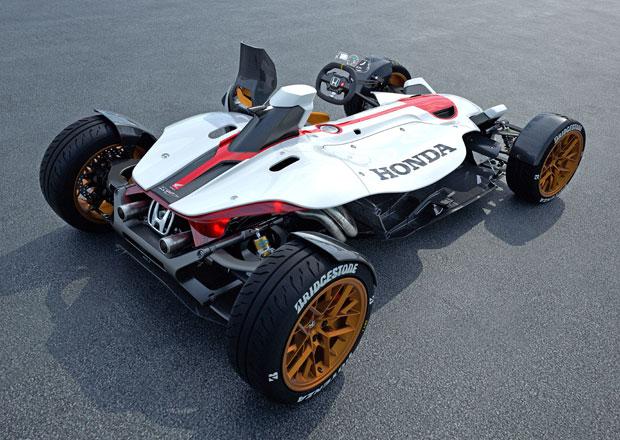 Honda si patentovala sportovní exot 2&4. Co s ním plánuje?
