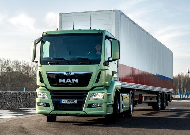 MAN a CNL míří s elektrickými nákladními vozidly na běžné silnice