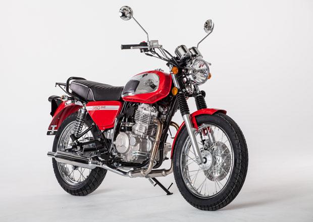 Jsou tady nové motorky Jawa! Retro laděné kousky 350 OHC a 660 Vintage!