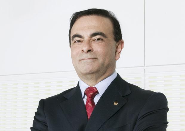 Carlos Ghosn odstupuje z vedení Nissanu