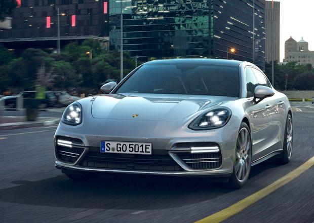 Nejsilnější verzí Porsche Panamera se stává hybrid. Nabídne 680 koní!