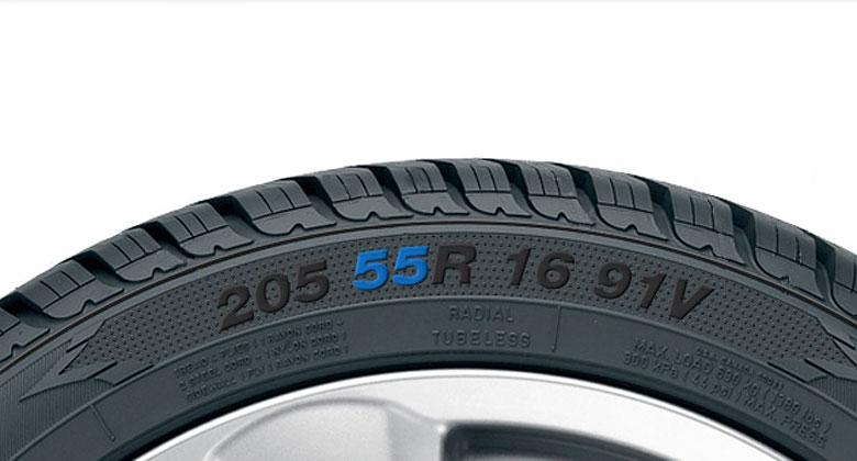 Čísla a písmena na pneumatikách. Víte, co znamenají?