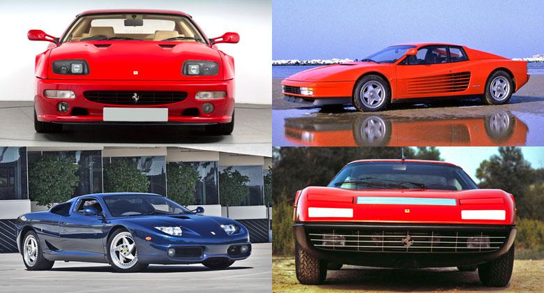 Ferrari Berlinetta Boxer, aneb ty nejlepší dvanáctiválce od Ferrari!