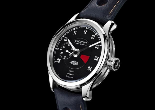 Jaguar: Retro hodinky na počest dovyrobených E-Type