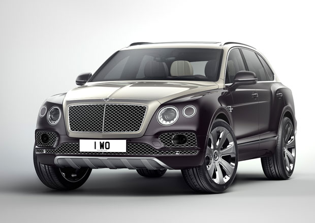 Bentley Bentayga Mulliner: Opulentní luxus se šampaňským na palubě