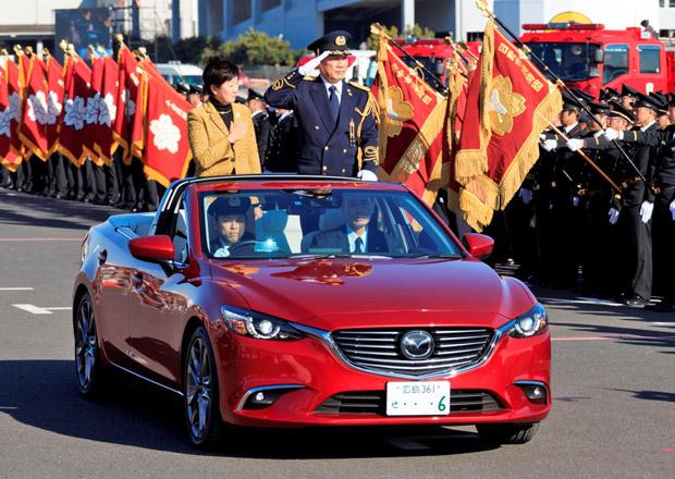 Mazda má další kabriolet. Postavila ho na základech šestky!