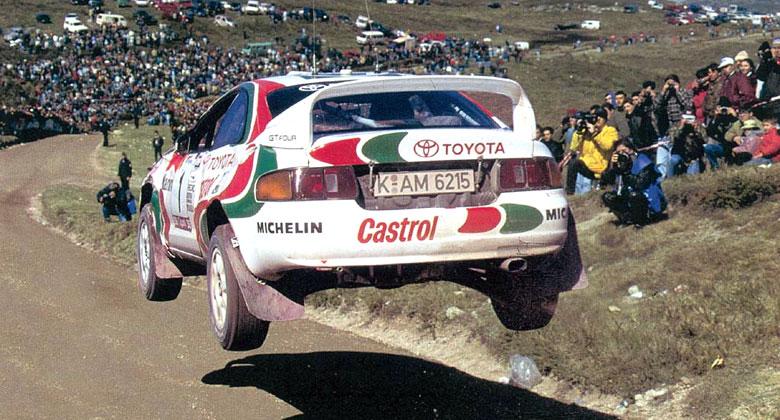 Toyota a největší podvod v motorsportu: Geniální finta z rallye!