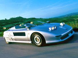 Zapomenuté koncepty: Italdesign Aztec (1988) - S motorem Audi a čtyřkolkou od Lancie
