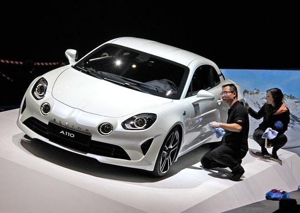 Ženevský autosalon 2017, fotogalerie z nultého dne. Co bylo už k vidění?