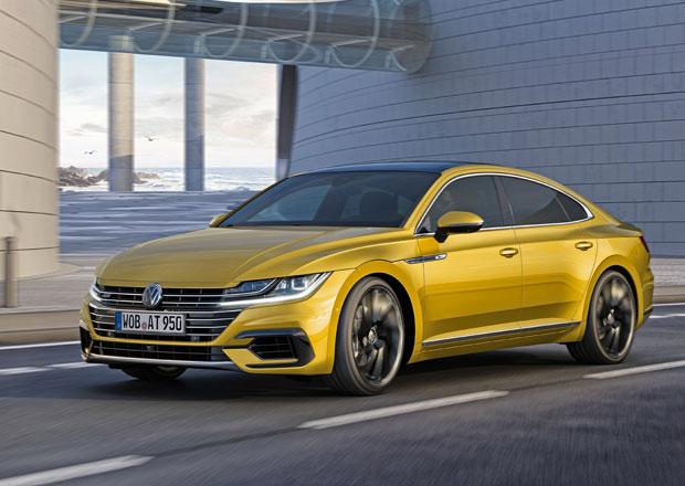 Volkswagen Arteon oficiálně: Nejkrásnější volkswagen je tady!