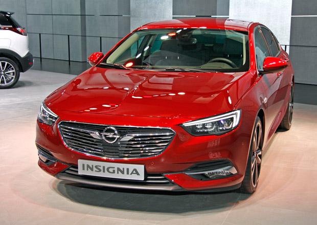 Opel Insignia poprvé naživo: Tenhle liftback je vážně krásný!