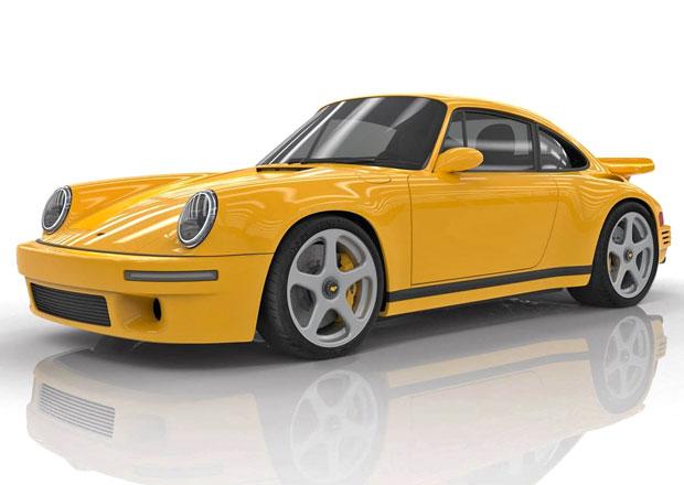 RUF CTR je karbonový supersport s vizáží klasického Porsche 911