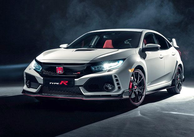 Honda Civic Type R 2018: Megatron má 320 koní