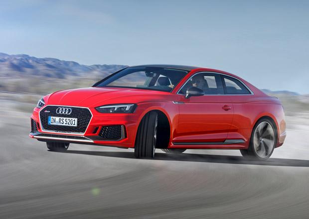 Vedení Audi překvapilo: Sportovní modely mohou dostat pohon zadních kol!