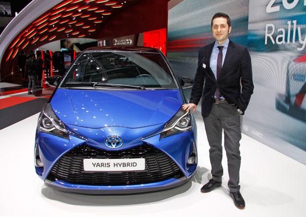 Proč dostal modernizovaný Yaris větší atmosférický motor? Kvůli spotřebě!