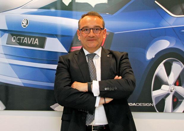 Luboš Vlček: Kodiaq láká zákazníky prémiového segmentu. A octavia? Diskuze byly…