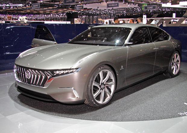 Pininfarina H600 zvládne 1000 km na jedno nabití díky turbíně