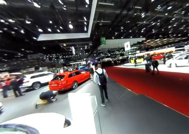 Video 360°: Ženevské výstaviště jako na dlani!