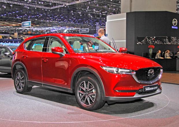 Nová Mazda CX-5 odhalila české ceny. Kolik stojí?