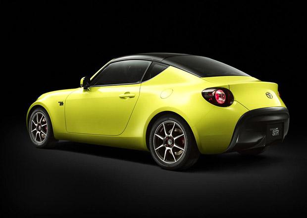 Toyota nabídne tři sportovní modely a oživí ducha MR2