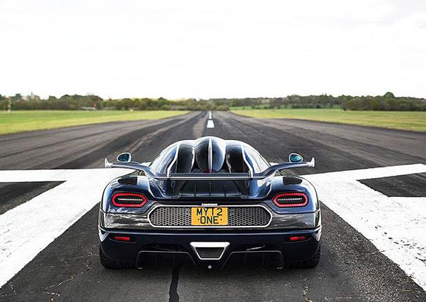 Koenigsegg: Dali bychom Nürburgring za 6:40! Kdybychom chtěli...