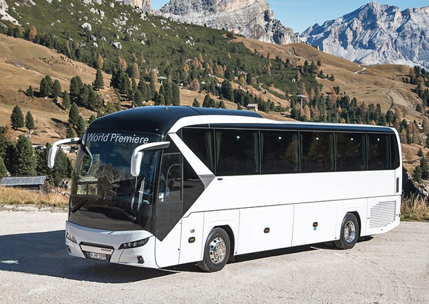 Neoplan Tourliner získal iF Design Award 2017