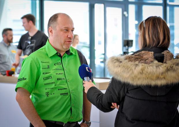 MČR v rallye: Vojtěch Štajf chce být letos ve špičce
