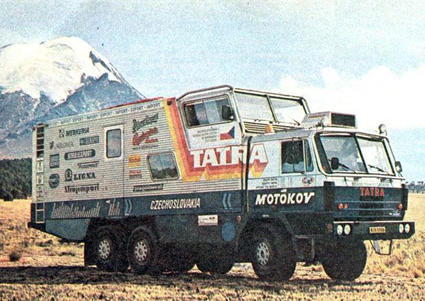 Příběh legendární Tatry kolem světa: Doplatila na změnu režimu!