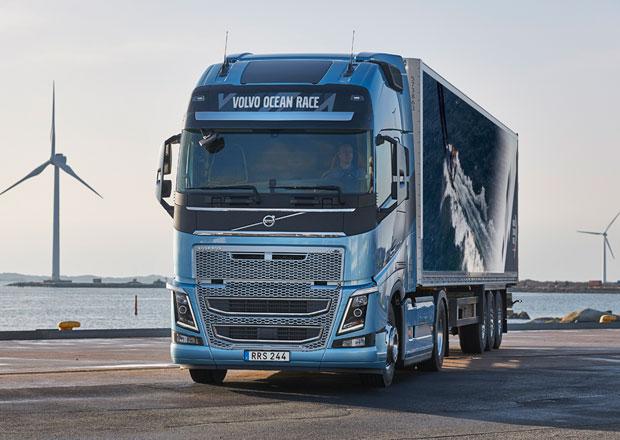 Volvo FH a FH16 v atraktivním provedení Volvo Ocean Race Limited Edition 2017–2018