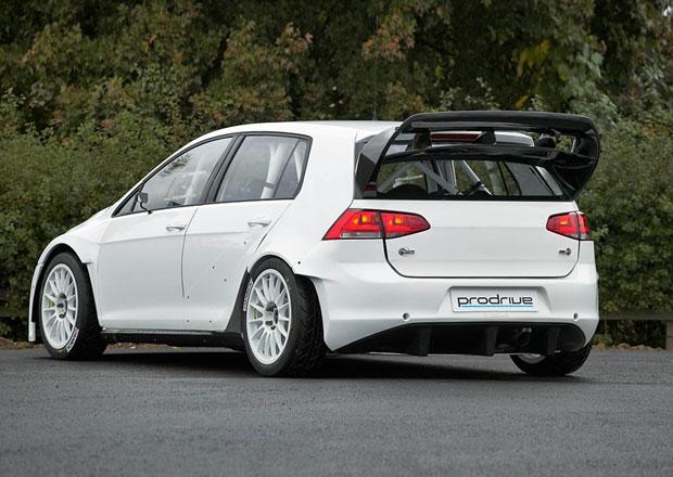 Volkswagen Golf SCRC od Prodrive je specialita pro čínský rallye šampionát (2x video)