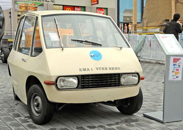 EMA 1: Toto je první československý elektromobil. Jak vznikl, jezdil a kde je dnes k vidění?